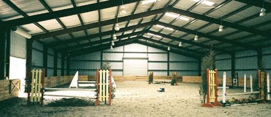 EKG Stables Indoor Arena Spotsylvania, VA